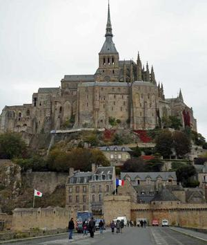 Click here to visit Mont St. Michel Photo Gallery