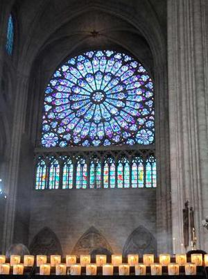 Click here to visit Notre Dame of Paris Photo Gallery - click back button to return